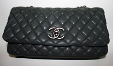 Authentic NWT Chanel Black Bubble Classic Style Flap Bag, A67385, $2899 OBO