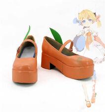 Vocaloid Kagamine Rin Cosplay Costume Schuhe Shoe zapato chaussure scarpa Neu