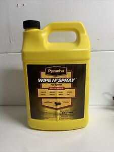 Wipe N Spray Fly Protection Spray For Horses 1 Gallon