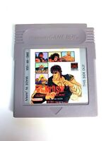 Fist of the North Star ORIGINAL Nintendo Gameboy Game - Tested + Working!