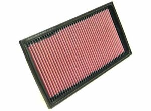 K&N 33-2226 for Peugeot 806 washable reusable high flow drop in panel air filter