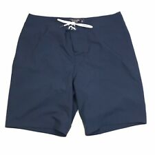 Abercrombie & Fitch Swimsuit Men's Size 32 Blue Stretch