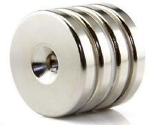 2PCS 30mm x 5mm  Round Rare Earth Neodymium Magnet Magnets N50 LS20#