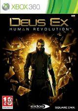 NEW - Deus Ex: Human Revolution (Xbox 360) 4560206939116