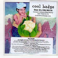 (FO397) Moodoid, La Lune - 2014 DJ CD