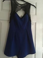 New Look Play suit Size 8