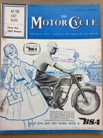 The Motor Cycle Magazine - 14 September 1961 - A.J.S. & Matchless Changes