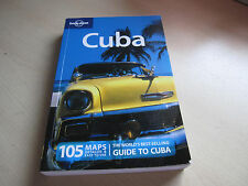 Cuba (Lonely Planet Country Guides),  Paperback .ONE OWNER USED ONE WEEK