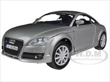 2007 AUDI TT COUPE GREY 1/24 DIECAST MODEL BY MOTORMAX 73340