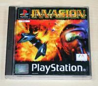 INVASION - PLAYSTATION 1 PS1 SPIEL