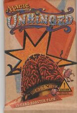 MTG Magic the Gathering  Unhinged   sealed Booster Box