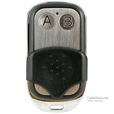 2Ch 2 channel Rf wireless remote control 1527 Metal