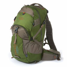 NEW FISHPOND BITCH CREEK FLY FISHING BACKPACK GREEN FREE WATERLOG BLADDER