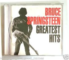 CD - BRUCE SPRINGSTEEN GREATEST HITS Columbia Sony upc:9399747855525 / 478555-2
