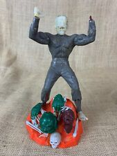 1962 Aurora WOLF MAN Model KiT - Built-Up - Universal Monsters