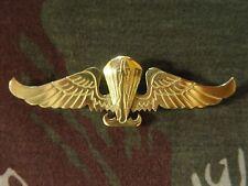 Indonesian Marine para jump wings / Indonesian Marines parachute badge