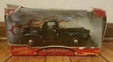 1941 Plymouth Pickup Truck MotorMax American Graffiti 1:24 Black Diecast 2005