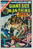 GIANT-SIZE MAN-THING #2 F, Giant-size, Buscema-c/a(p), Marvel Comics 1974