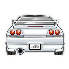 SKYLINE R33 GTR JDM Sticker Decal Car JDMSB Garage Drift Vinyl #1507K