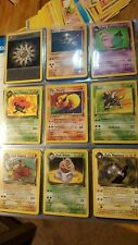 Vintage/old/1st ed. pokemon 15 card lot, w/ a guaranteed rare! Promos included!