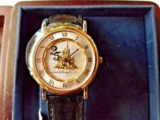 RARE WALT DISNEY WORLD 25 YEARS WATCH LIMITED EDITION SERIES. NEW WITH TAG.