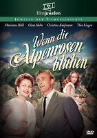 Wenn die Alpenrosen blühen (1955) - Marianne Hold, Theo Lingen - Filmjuwelen DVD