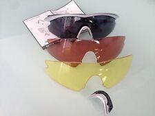 Nos Beretta Ultimate Shooting Fishing Glasses OC12 Sport Ski Hunting Sunglasses