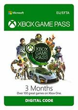 Xbox game pass ultimate and Gold 3 month-12 mounth