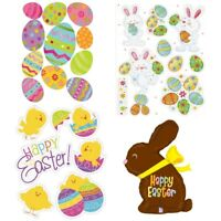 Easter Egg Window Stickers, Party Tableware, Decorations and Balloons