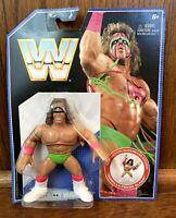 Ultimate Warrior WWE Mattel Retro Series 1 Action Figure New WWF Wrestling WCW