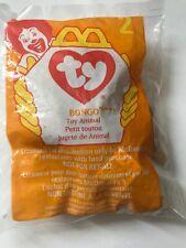 McDonald's 1998 TY Bongo Number 2 (Monkey)