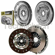 NATIONWIDE 2 PART CLUTCH KIT AND LUK DMF FOR SEAT ALTEA MPV 1.8 TFSI