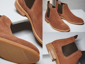 Brunello Cucinelli Suede Ankle Chelsea Boots Ankle Boots Shoes Shoe