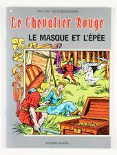 BD prix réduit Chevalier Rouge (Le) Le masque et l'épée Editions Erasme