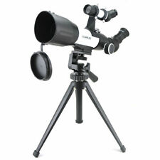 Visionking 70 MM Refractor Travel Astronomical Telescope Moon
