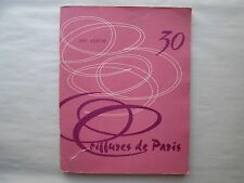 Coiffures de Paris 1961 ALBUM 30 Cosmair Inc. L'OREAL OF PARIS Hairstyles
