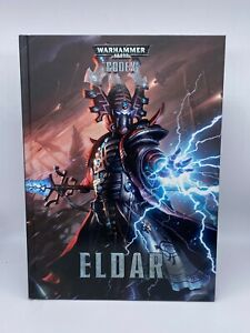 Warhammer 40,000 - Eldar Codex (Hardback 2012)