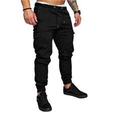 Pantalones De Chándal Para Hombre Pantalones De Chándal De Hip Hop Casuales