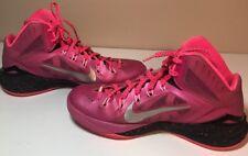 07dcd1fc7ce2 653640-606 Men s Nike Hyper dunk 2014 Pink Breast Cancer Size 8.5