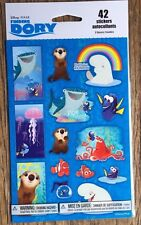 Disney Finding Dory Stickers 42 Stickers Free Shipping New