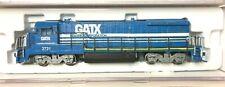ATLAS DECODER READY N Scale GATX 3731  B23-7 49701 PAINTED