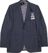 NEXT Mens 38l Grey Woolblend Jacket Slim Fit Suit Jacket MJS