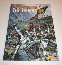 Warhammer Armies: Empire Book - RPG Game Gaming Book Army Fantasy 2000