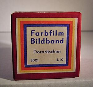 "02 196 DDR Dia Film ""Dornröschen"""