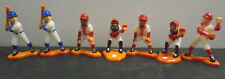VINTAGE BAKERY CRAFT 1984 BASEBALL PLAYER CAKE TOPPER LOT OF 7
