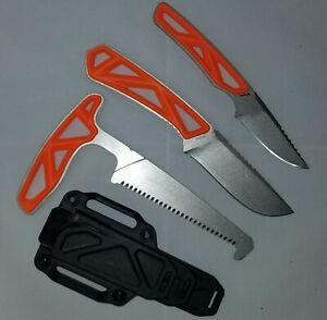 Gerber EXO Mod hunting knife set