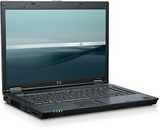 "HP Compaq 8510P 15.4"" Intel Core 2 Duo 4GB Ram 160GB HDD Win7 HDMI DVD RW WIFI.."
