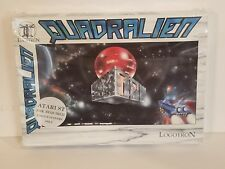 QUADRALIEN for Atari 520/1040 ST/STE .. UK RELEASE SMALLER BOX THAN US RELEASE