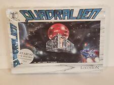 Quadralien for Atari 520/1040 ST/STE .. UK RELEASE ( SMALLER BOX THAN US RELEASE
