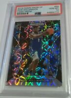 RARE 11/25 Panini Prizm 2019 ZION WILLIAMSON #64 BLUE CAMO Rookie PSA 10 POP 2